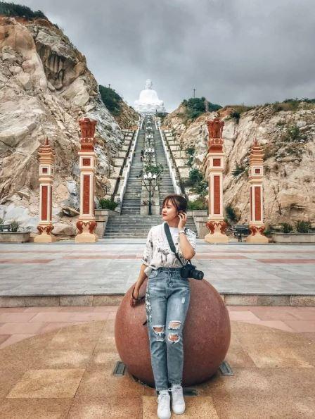 Cập nhật hình ảnh chùa Linh Phong mới nhất cho các bạn tham khảo nè! Nguồn: Lê Quỳnh Nhi