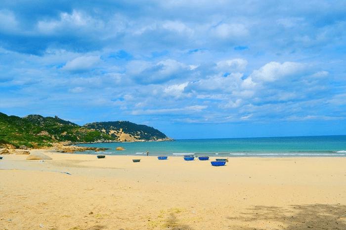 Biển Quy Hòa – vẻ đẹp sơn thủy hữu tình tại Bình Định