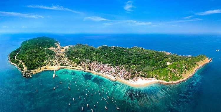 Đảo Cù Lao Xanh - Ảnh Sưu Tầm
