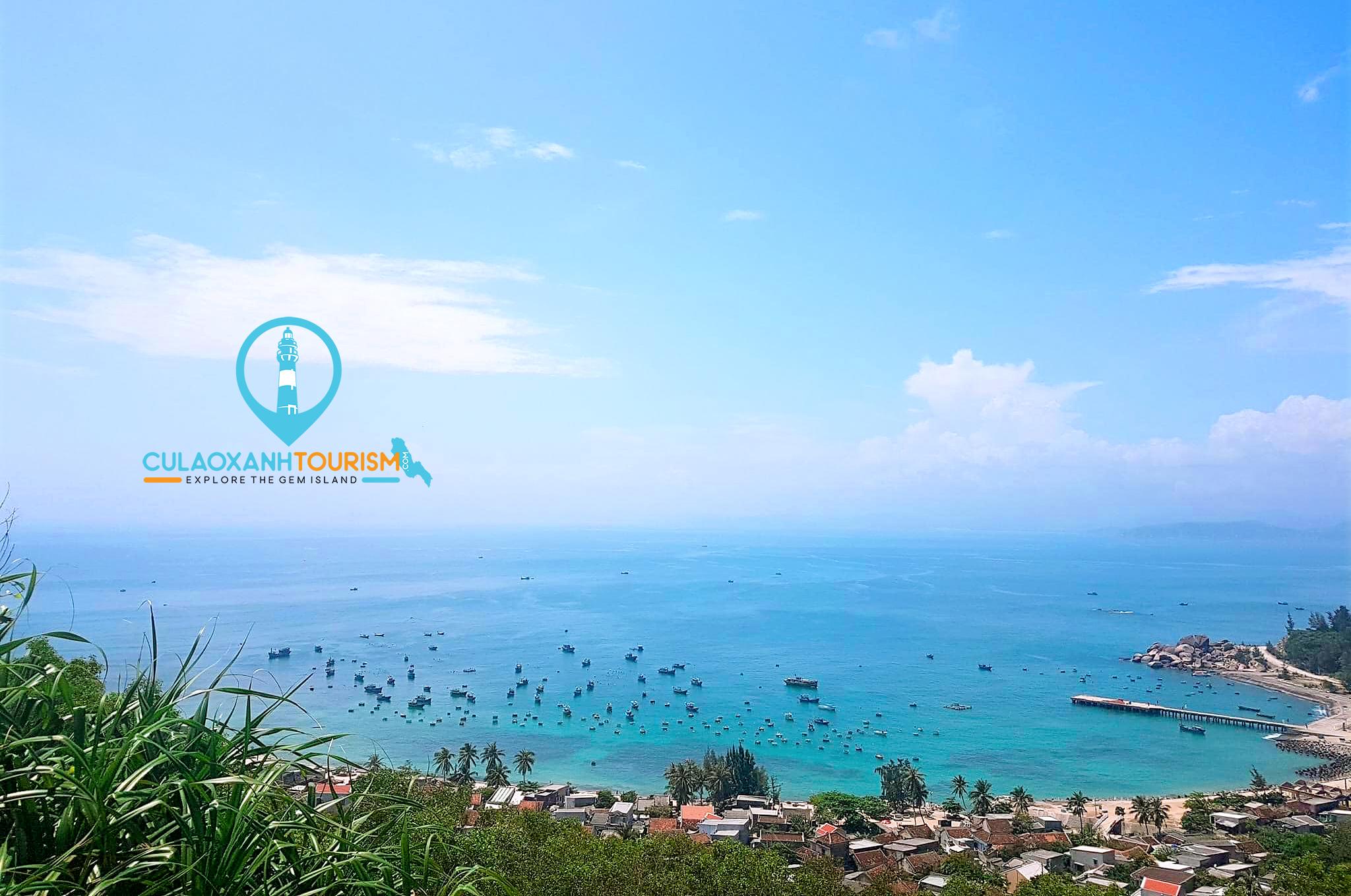Cù Lao Xanh – Hòn đảo hoang sơ và yên bình. Hòn ngọc xanh của Quy Nhơn