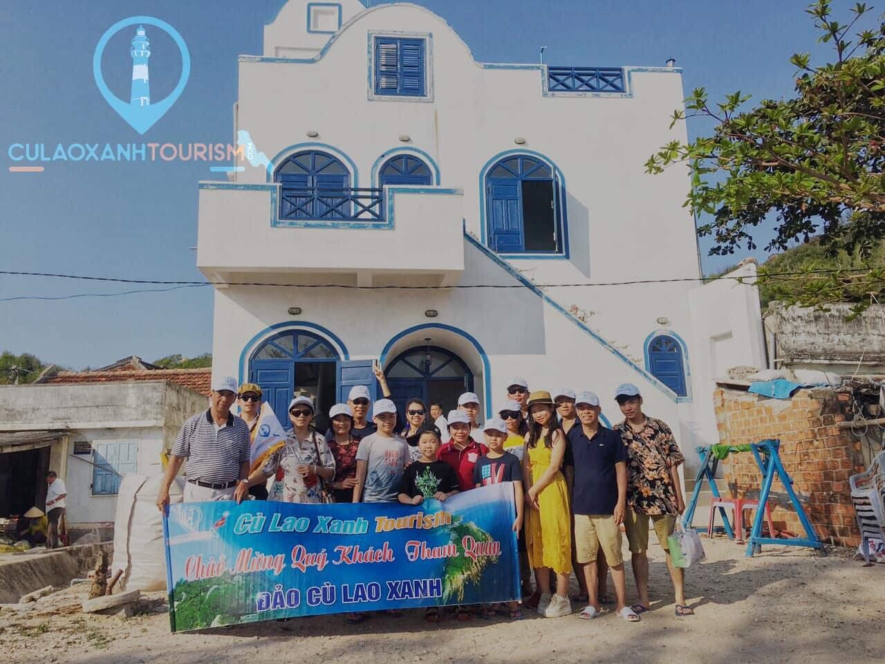 Homestay tại Cù Lao Xanh – ở đâu khi du lịch Cù Lao Xanh?