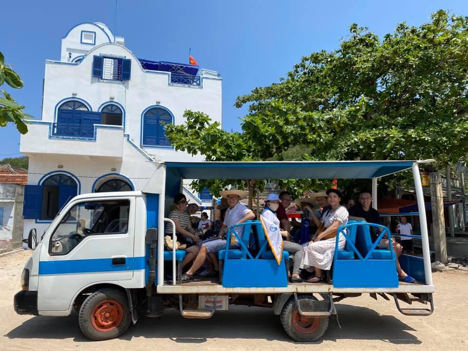 Hoạt động tham quan, vui chơi hấp dẫn ở Cù Lao Xanh