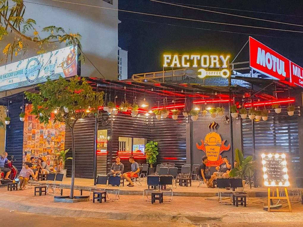THE FACTORY COFFEE