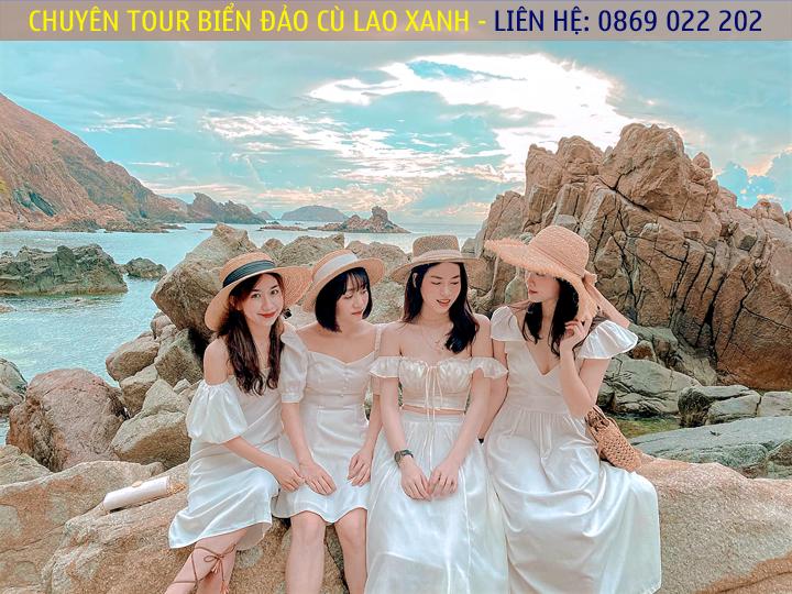 Đón Bình Minh tại Eo Gió - Ảnh Sưu Tầm