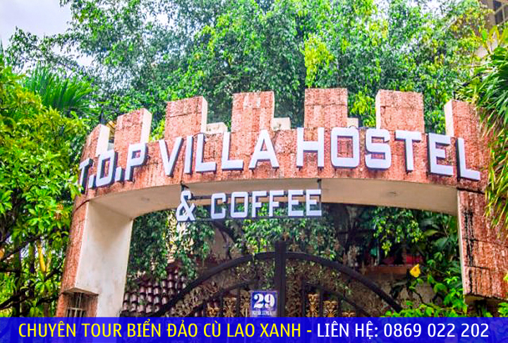 Top Villa Hostel (Ảnh ST)