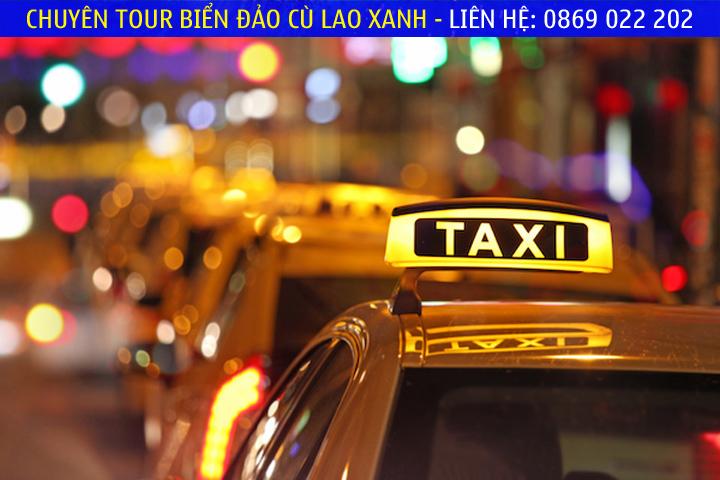 Dịch vụ Taxi Quy Nhơn